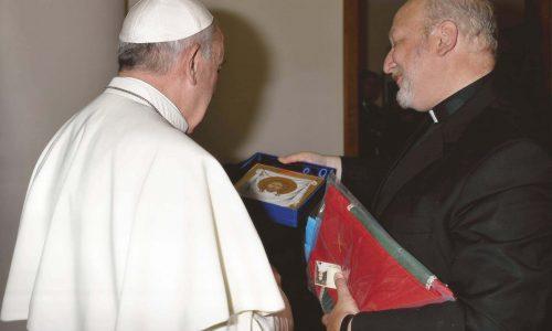 imagen Papa y el icono de Alicia